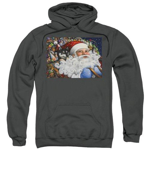 Christmas Stowaway Sweatshirt
