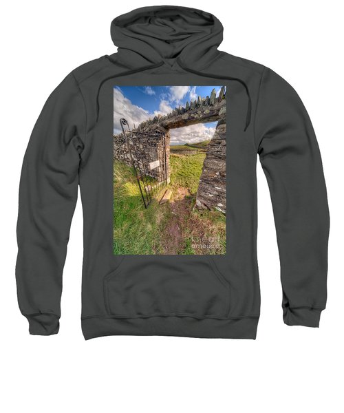 Church Gate Sweatshirt