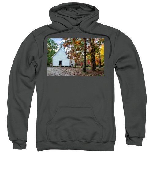 Church In Fall Sweatshirt