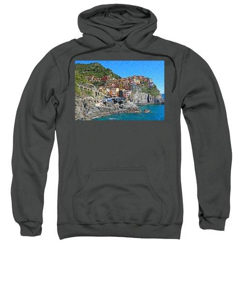 Cinque Terre Itl3403 Sweatshirt
