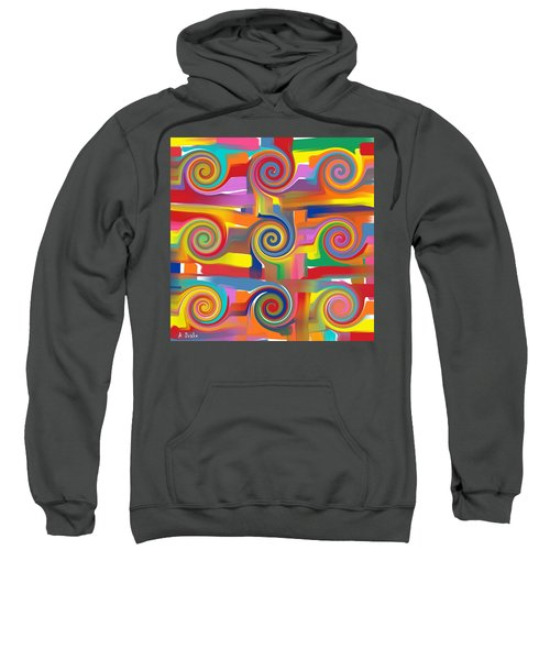 Circles Of Life Sweatshirt