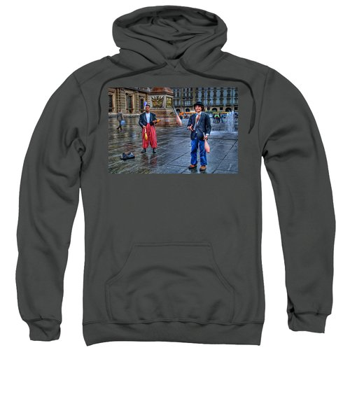 City Jugglers Sweatshirt