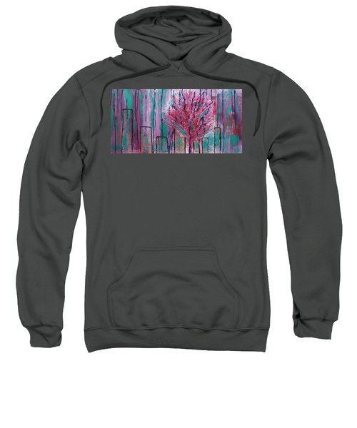 City Pear Tree Sweatshirt
