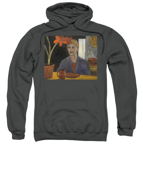 Claire's Amaryllis Sweatshirt