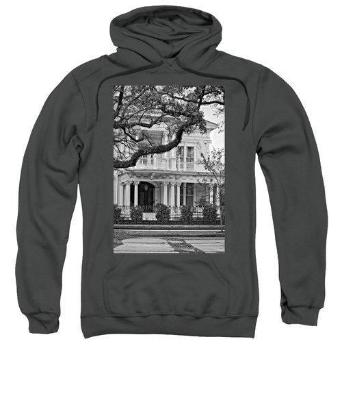 Class Act Monochrome Sweatshirt