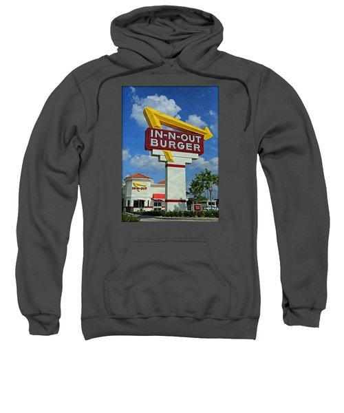 Classic Cali Burger 1.1 Sweatshirt