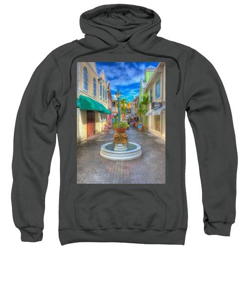 Classic Hdr Fountain Sweatshirt