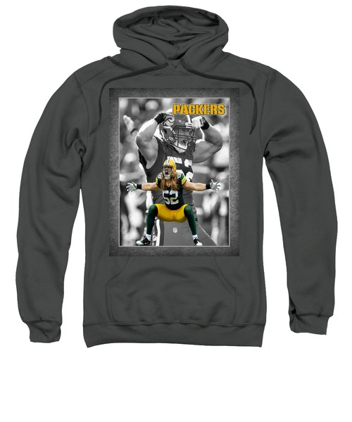 Clay Matthews Packers Sweatshirt