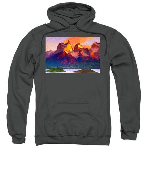 Cleft Summit Sweatshirt