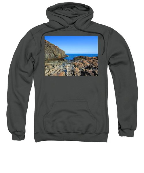 Cliff House Maine Coast Sweatshirt