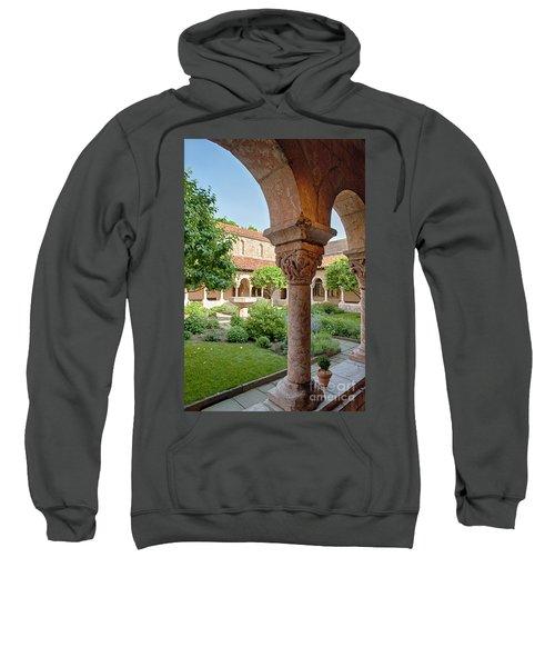 Cloisters Courtyard Sweatshirt