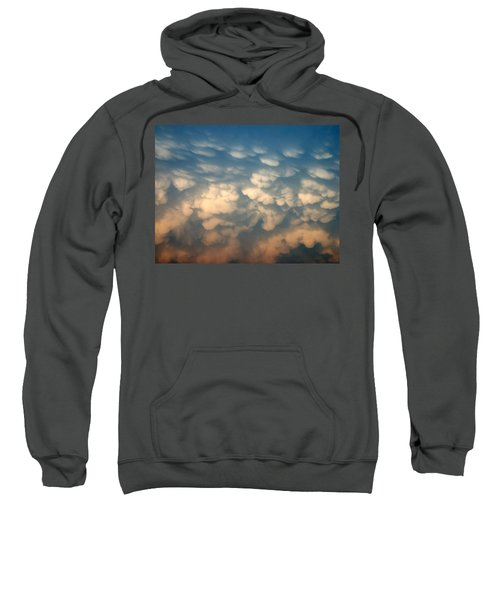Cloud Texture Sweatshirt