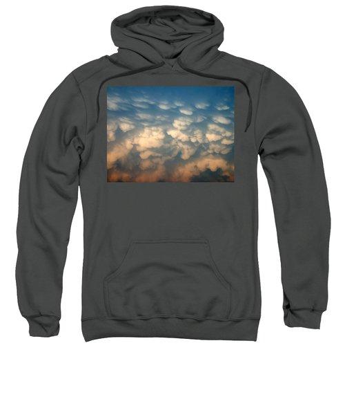 Cloud Texture Sweatshirt