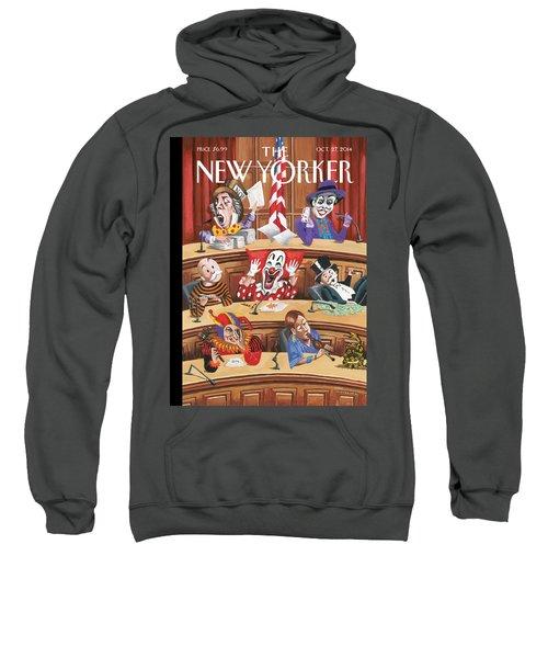 Fun And Games In Congress Sweatshirt