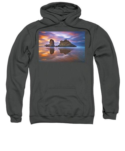 Coastal Cloud Dance Sweatshirt