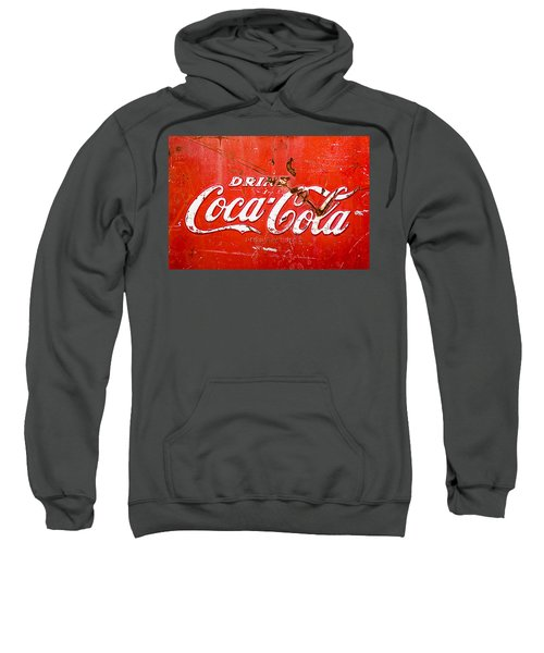 Coca-cola Sign Sweatshirt