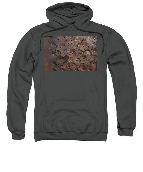 Color Of Steel 2 Sweatshirt