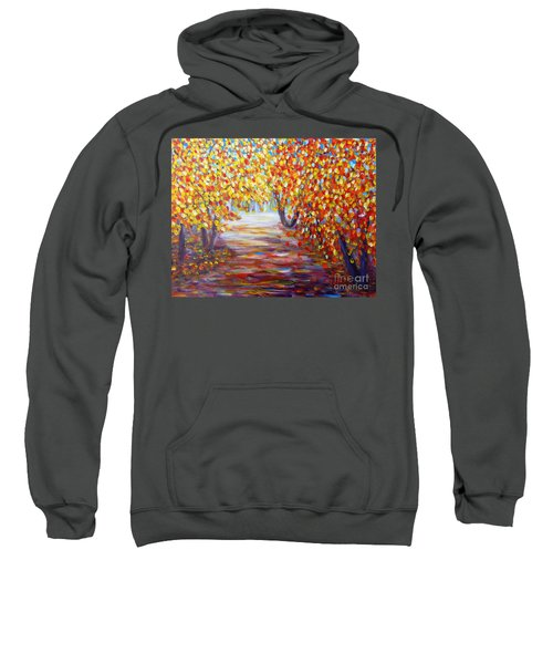 Colorful Autumn Sweatshirt