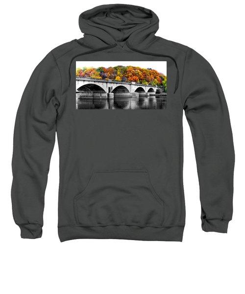 Colorful Bridge Sweatshirt