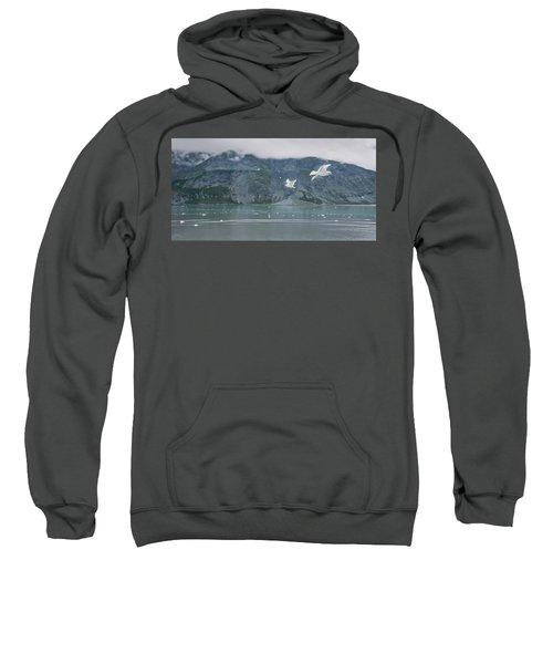 Colors Of Alaska - Glacier Bay Sweatshirt
