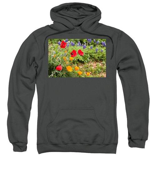 Colors Of Spring Sweatshirt