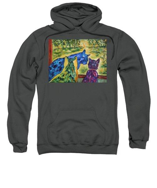Companions Sweatshirt