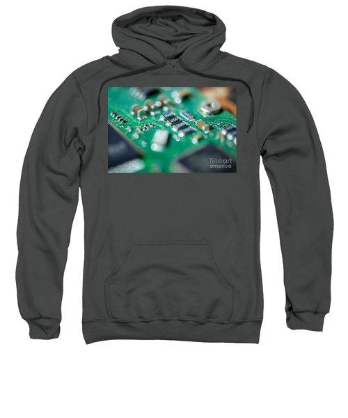 Computer Board Sweatshirt