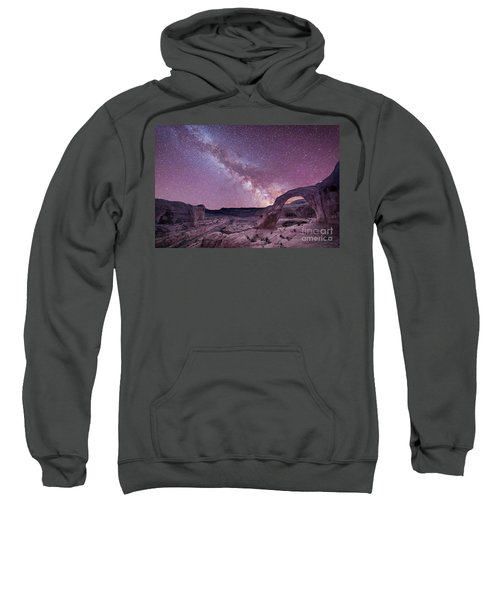 Corona Arch Milky Way Sweatshirt
