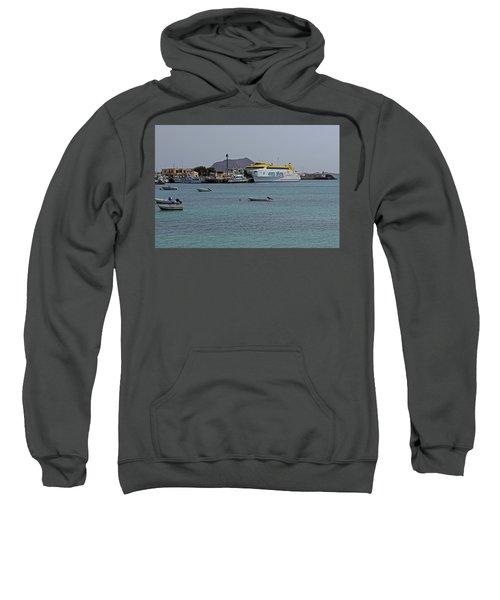 Corralejo Harbour Sweatshirt