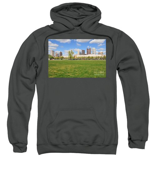 D7l-89 Cosi Columbus Photo Sweatshirt