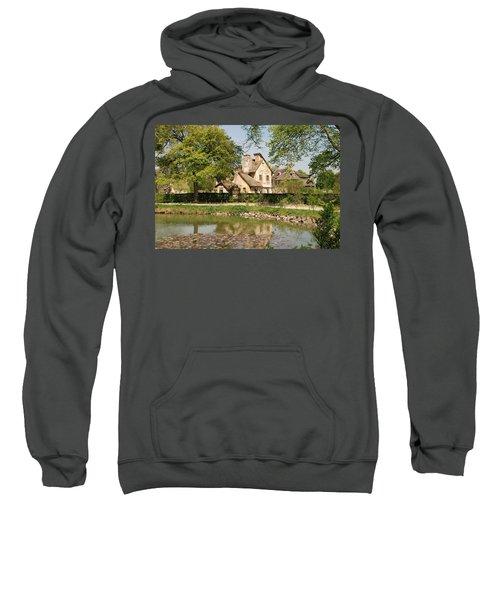 Cottage In The Hameau De La Reine Sweatshirt