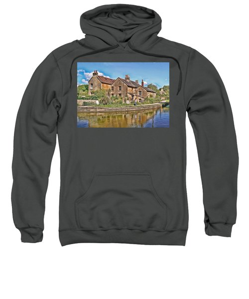 Cottages At Avoncliff Sweatshirt