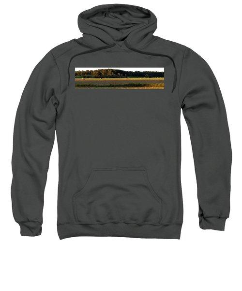Country Bales  Sweatshirt