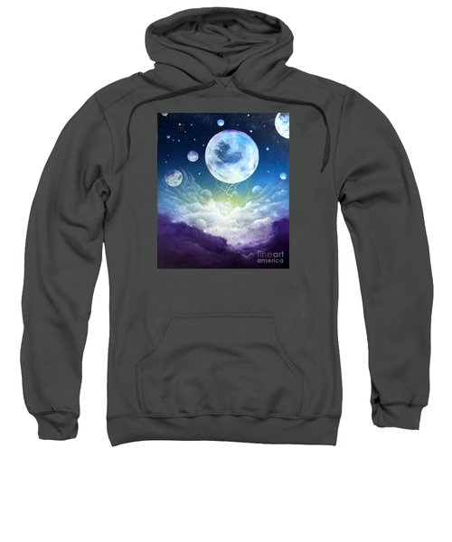 Cradle Of Worlds Sweatshirt