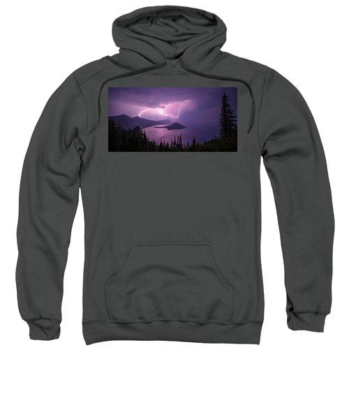 Crater Storm Sweatshirt