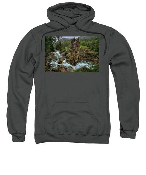 Crystal Mill Riverside Sweatshirt