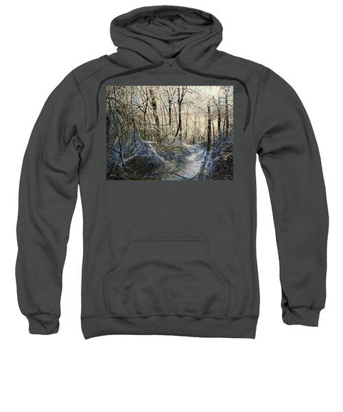 Crystal Path Sweatshirt