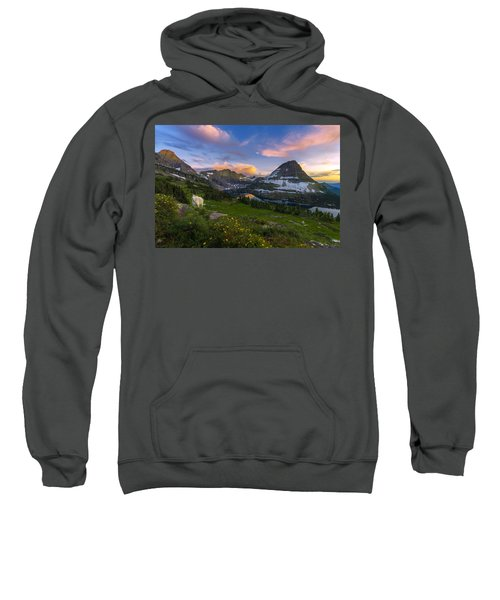 Curious Goat Sweatshirt
