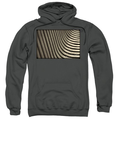 Curves I. Sweatshirt by Clare Bambers