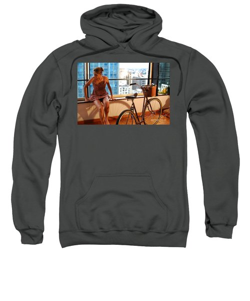 Cycle Introspection Sweatshirt