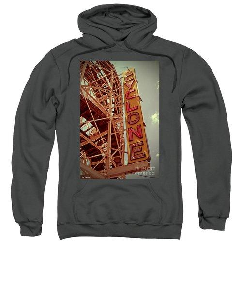 Cyclone Roller Coaster - Coney Island Sweatshirt