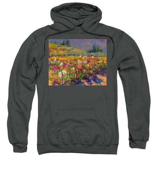 Dahlia Row Sweatshirt