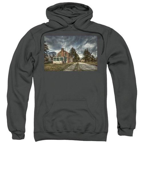 Darkened Days To Come Sweatshirt