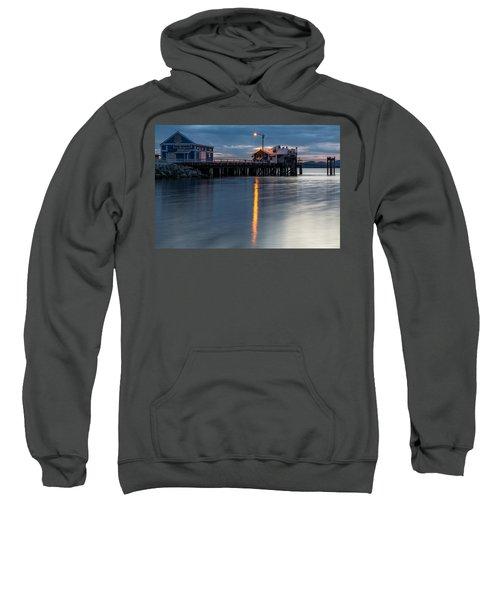 Dawn At The Fish Market Sweatshirt