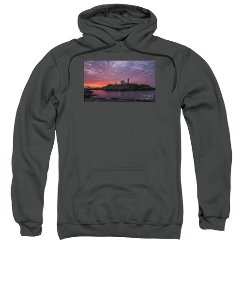 Dawn At The Nubble Sweatshirt