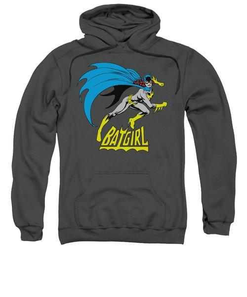 Dc - Batgirl Is Hot Sweatshirt