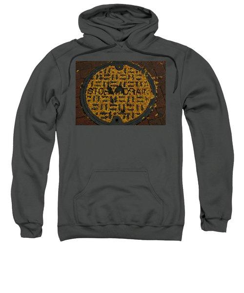 De Stijl Drain Sweatshirt