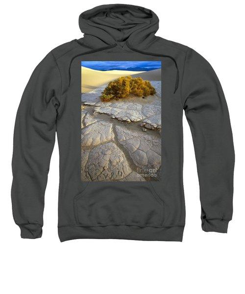 Death Valley Mudflat Sweatshirt