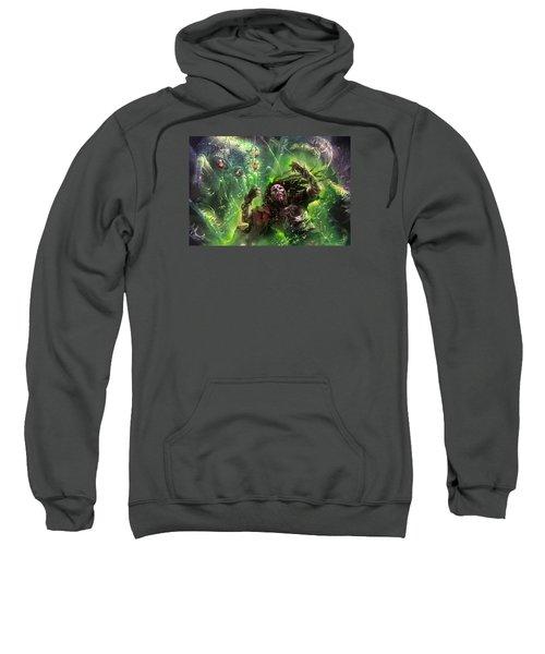 Death's Presence Sweatshirt