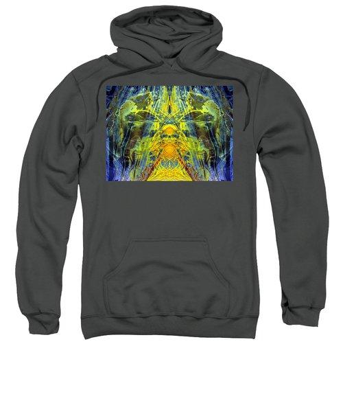 Decalcomaniac Intersection 1 Sweatshirt